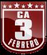 3 де Фебреро